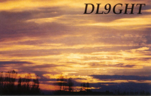 QSL DL9GHT