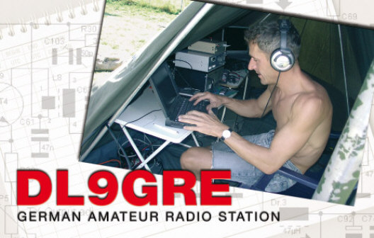 QSL DL9GRE